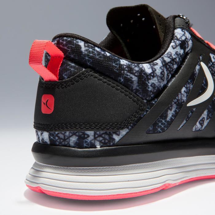 Chaussures fitness cardio 900 femme noir et - 1340914