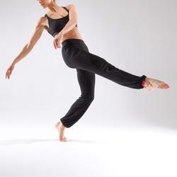 Hose Modern Dance verstellbar Damen schwarz