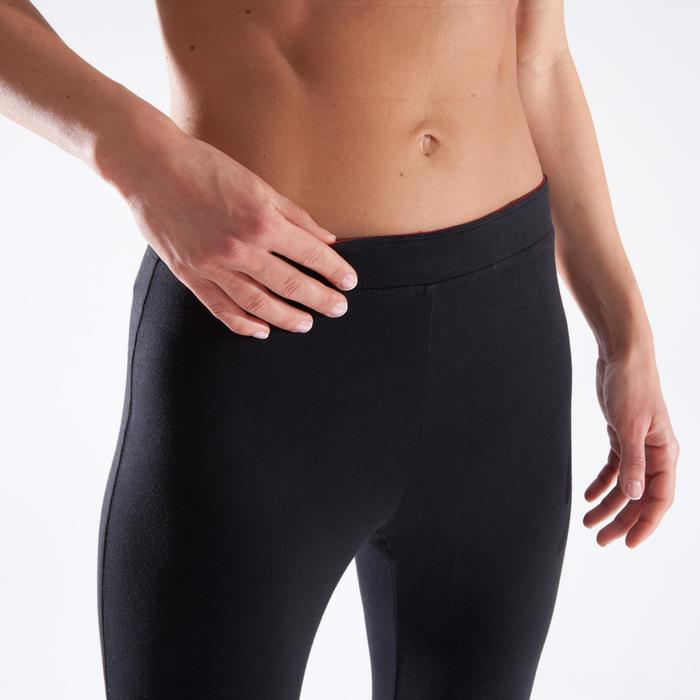 Women's Adjustable Length Modern Dance Bottoms - Black