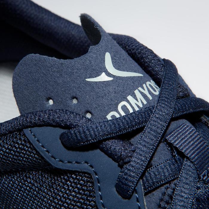 7261ac4939b Domyos Fitness schoenen cardiotraining 500 voor heren, blauw/grijs ...