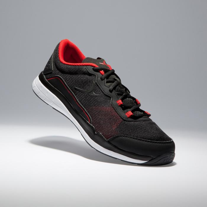Chaussures fitness cardio-training 500 homme noir et - 1341012