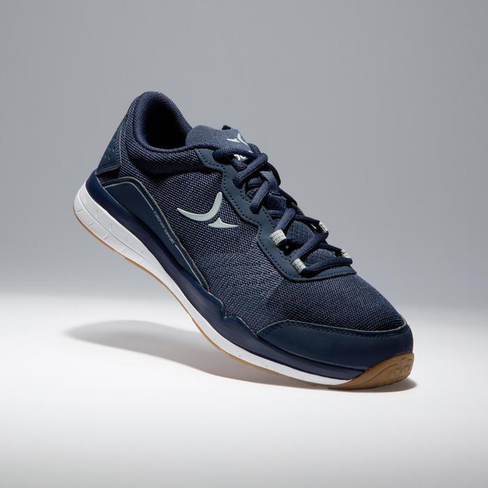 Chaussures fitness cardio-training 500 homme noir et - 1341037