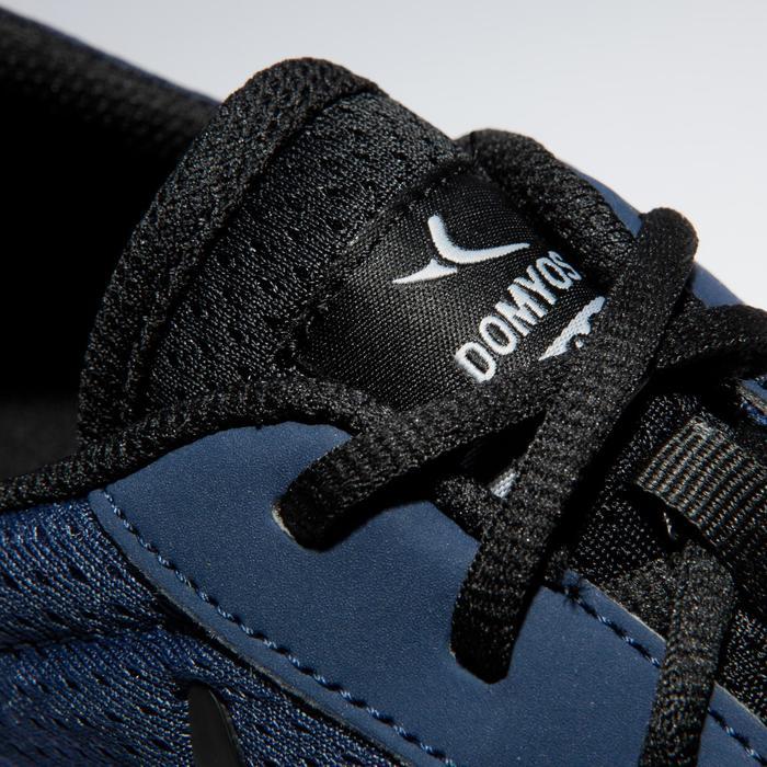 Chaussures fitness cardio-training 100 homme noir et bleu - 1341040
