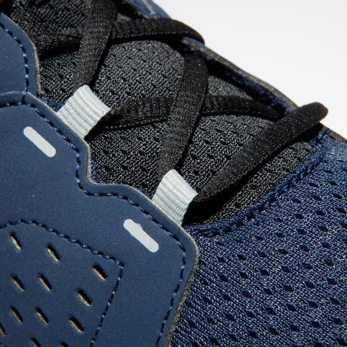 Chaussures fitness cardio-training 100 homme noir et bleu - 1341044