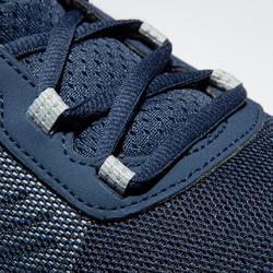 Fitnessschuhe Cardio 500 Herren blau/grau