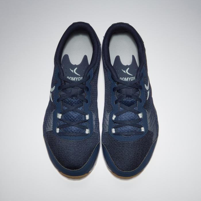Chaussures fitness cardio-training 500 homme noir et - 1341049