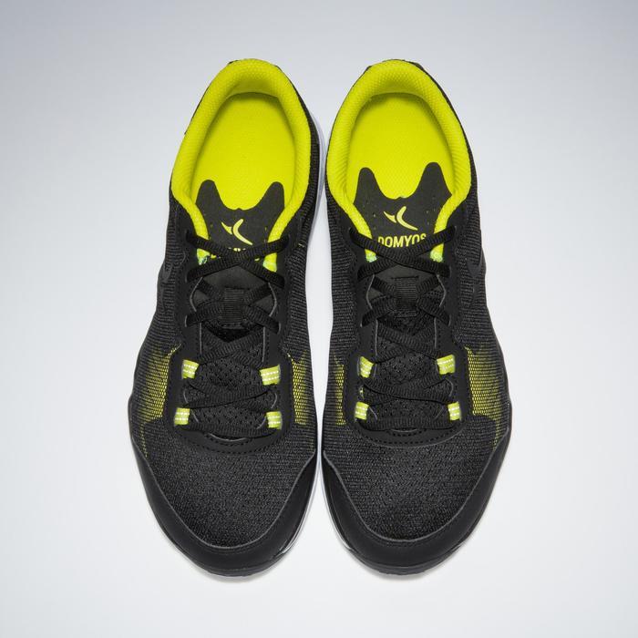 Chaussures fitness cardio-training 500 homme noir et - 1341052