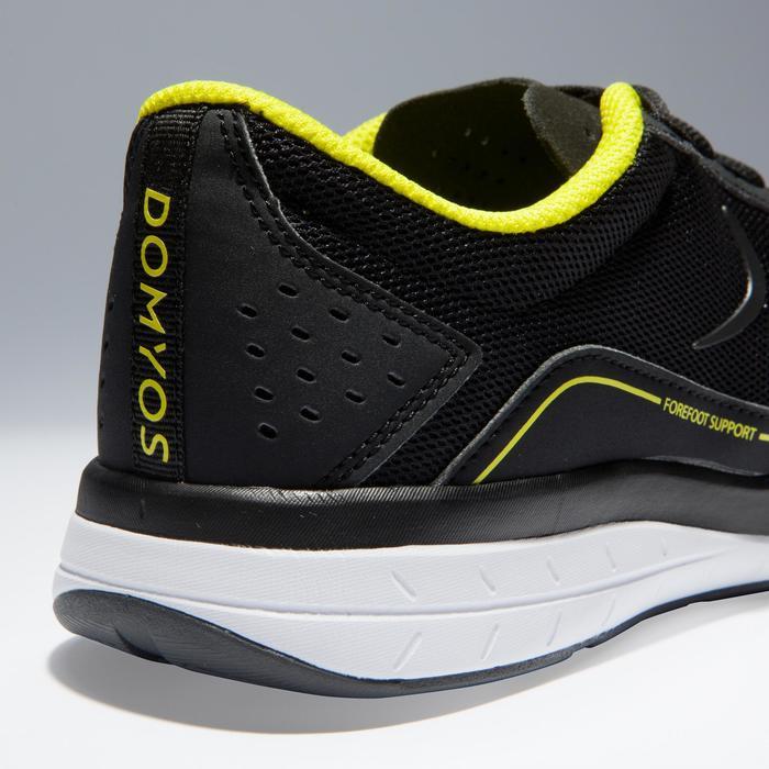 Chaussures fitness cardio-training 500 homme noir et - 1341065