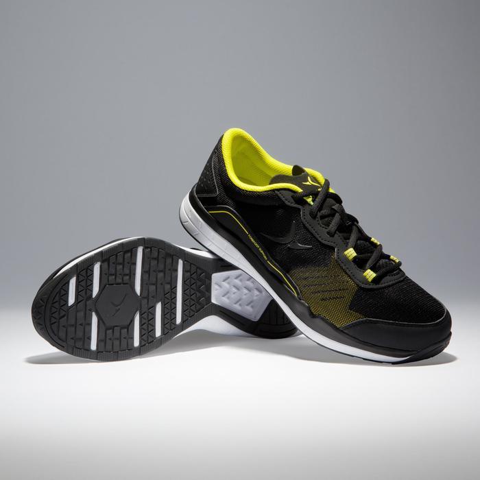 Chaussures fitness cardio-training 500 homme noir et - 1341077