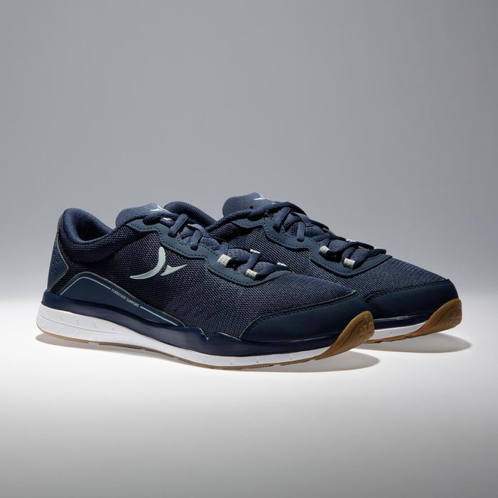 Chaussures fitness cardio-training 500 homme noir et - 1341089