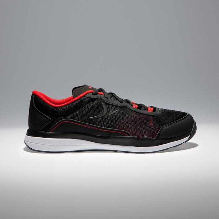 Chaussures fitness cardio-training 500 homme noir et - 1341100