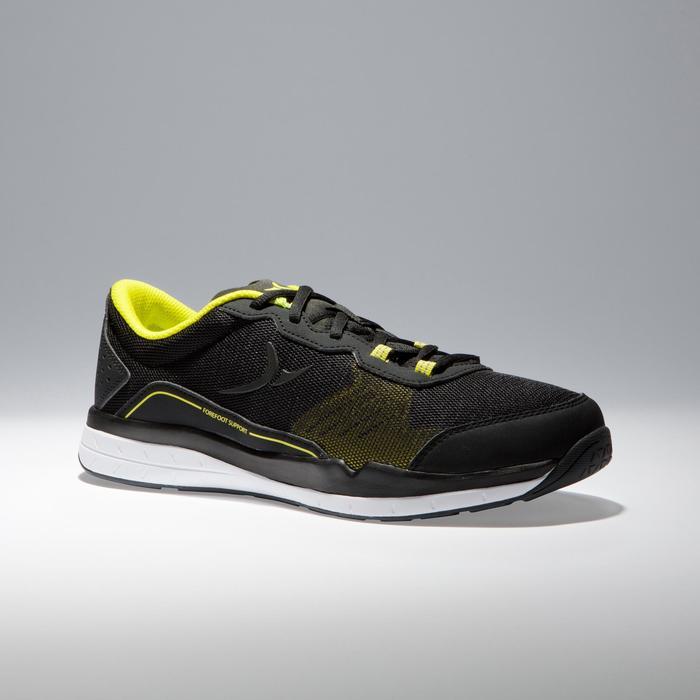 Chaussures fitness cardio-training 500 homme noir et - 1341101
