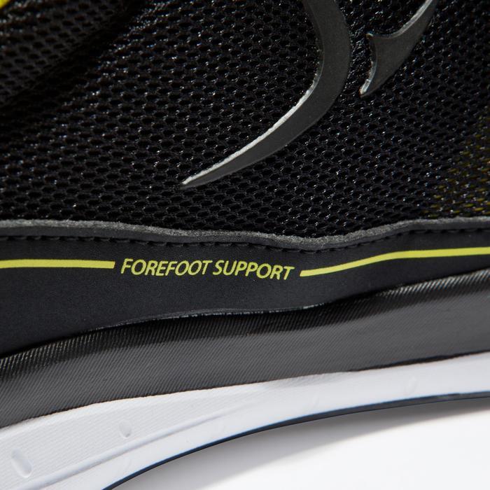 Chaussures fitness cardio-training 500 homme noir et - 1341117