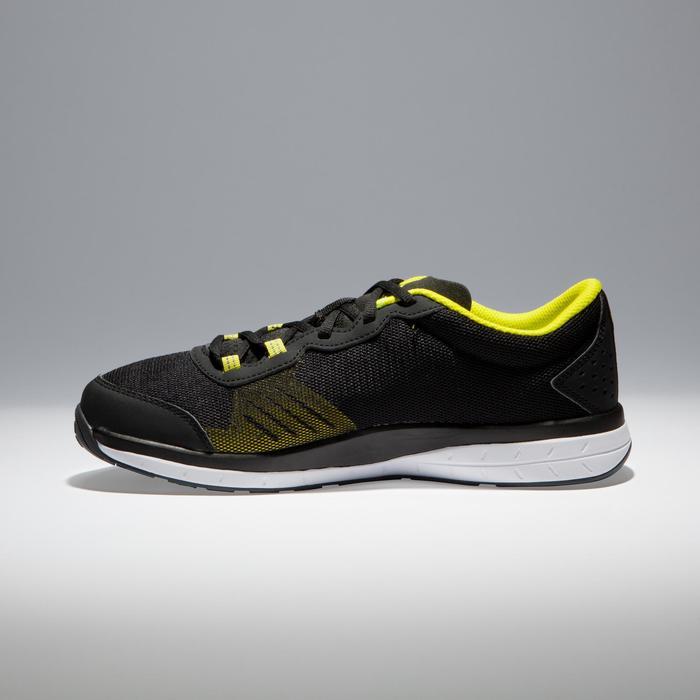 Chaussures fitness cardio-training 500 homme noir et - 1341122