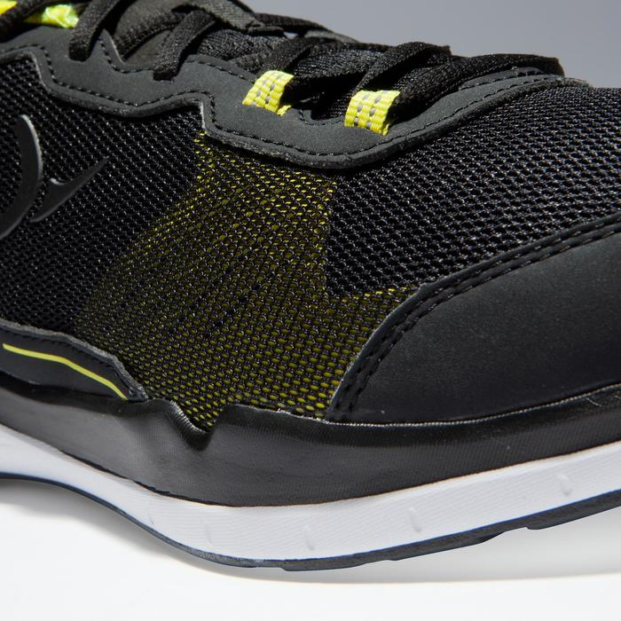 Chaussures fitness cardio-training 500 homme noir et - 1341123