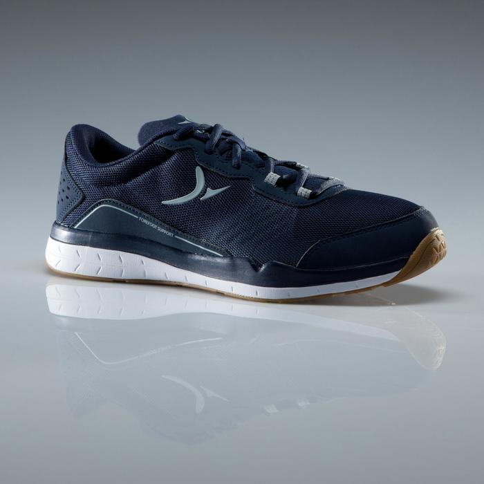 Chaussures fitness cardio-training 500 homme noir et - 1341132