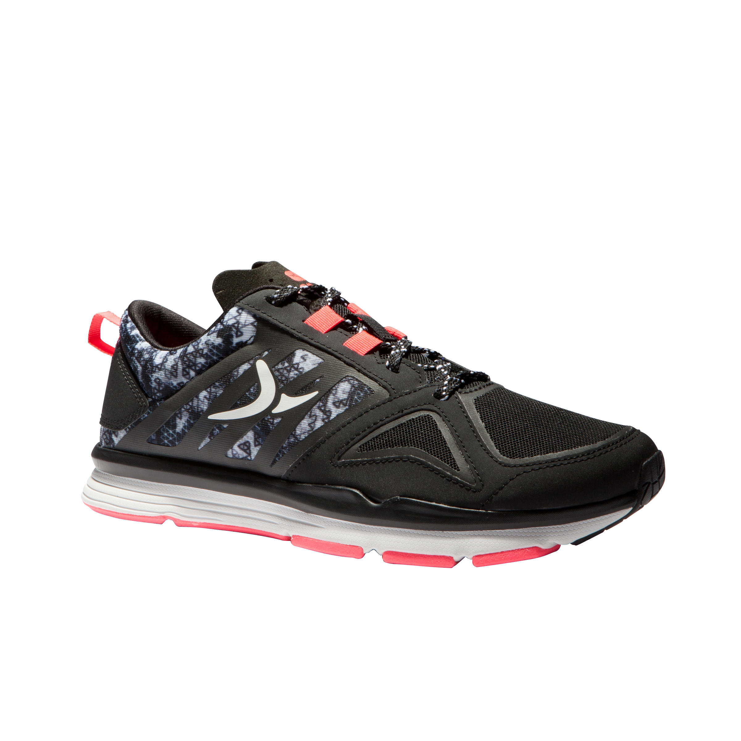 Energy 900 Women's Cardio Fitness Shoes - Black/Pink