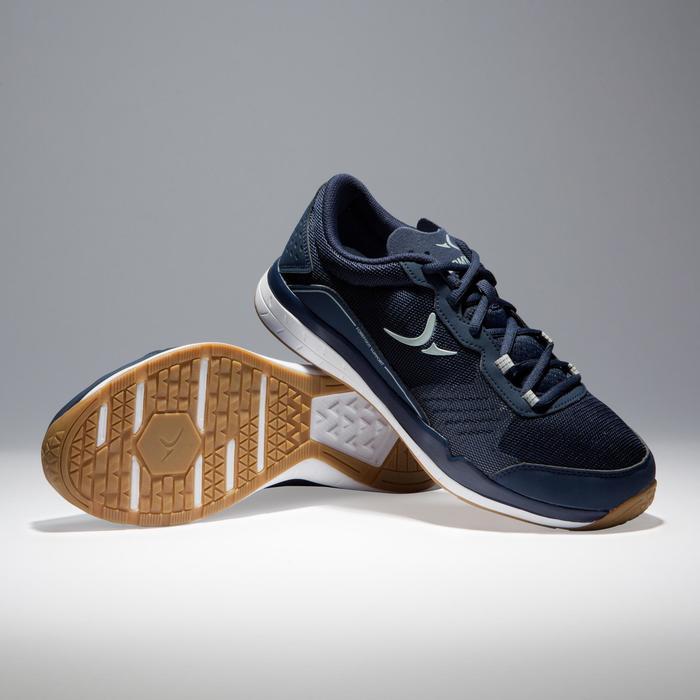 Chaussures fitness cardio-training 500 homme noir et - 1341151