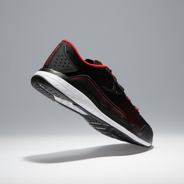 Chaussures fitness cardio-training 500 homme noir et - 1341167