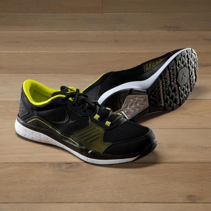 Chaussures fitness cardio-training 500 homme noir et - 1341187