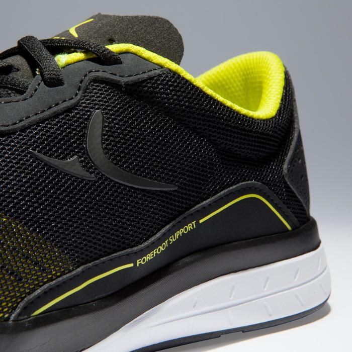 Chaussures fitness cardio-training 500 homme noir et - 1341191
