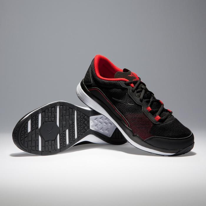 Chaussures fitness cardio-training 500 homme noir et - 1341200