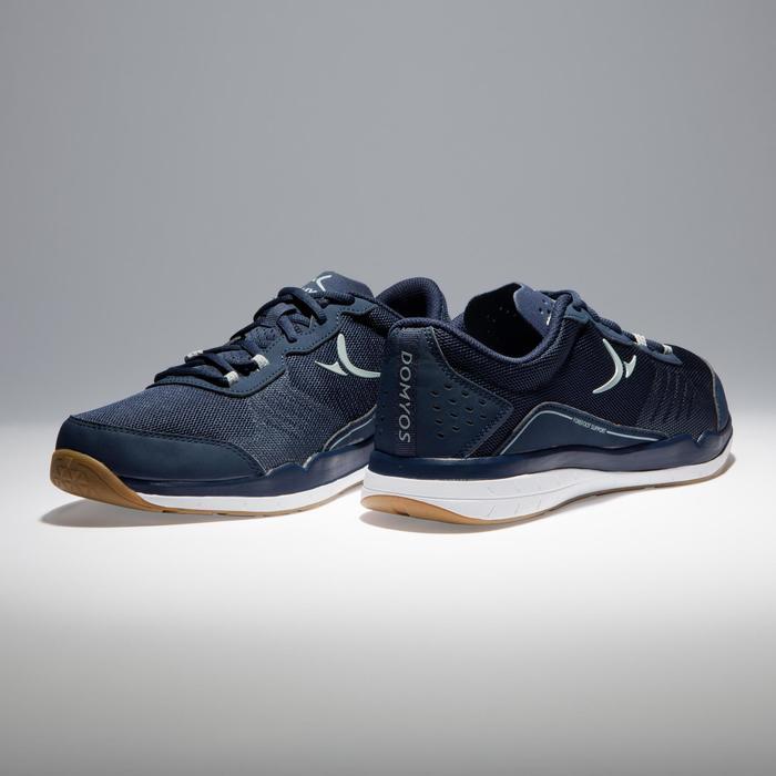 Chaussures fitness cardio-training 500 homme noir et - 1341212