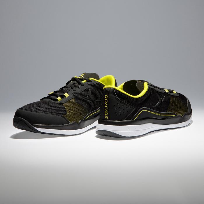 Chaussures fitness cardio-training 500 homme noir et - 1341213