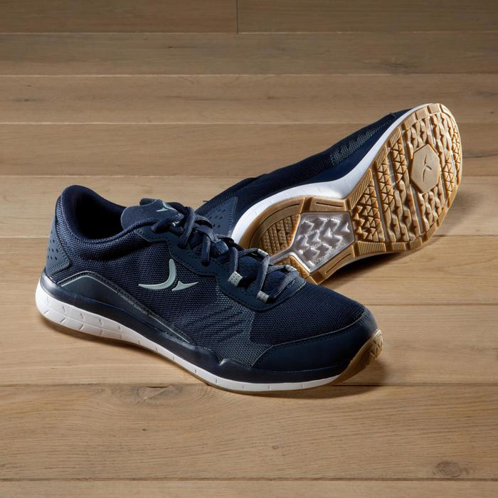 Chaussures fitness cardio-training 500 homme noir et - 1341222