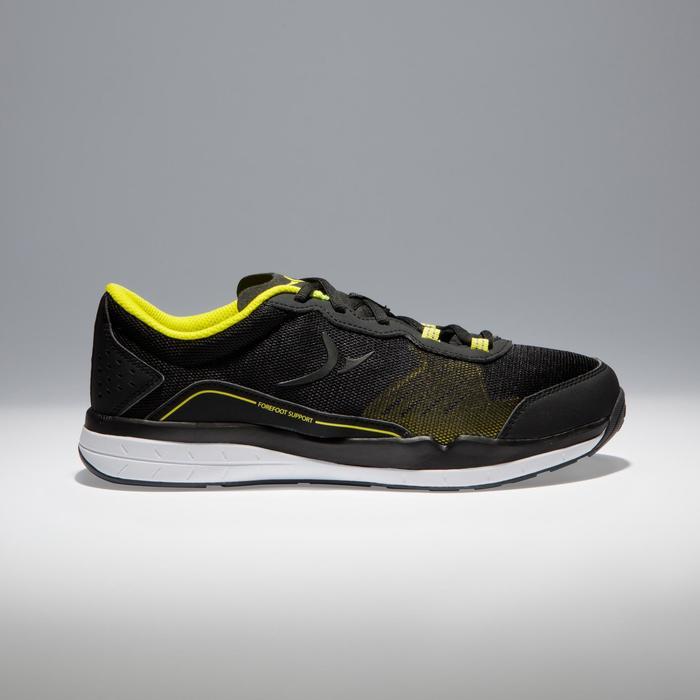 Chaussures fitness cardio-training 500 homme noir et - 1341223