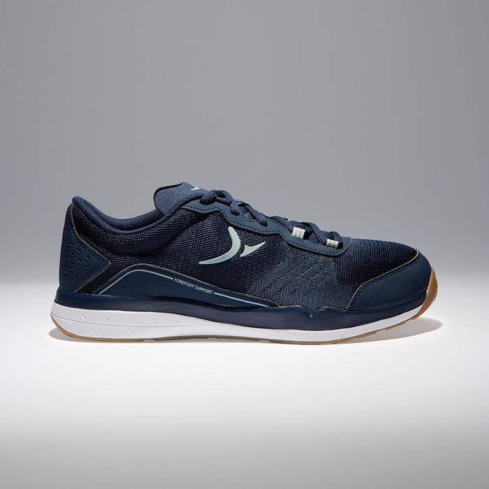 Chaussures fitness cardio-training 500 homme noir et - 1341232