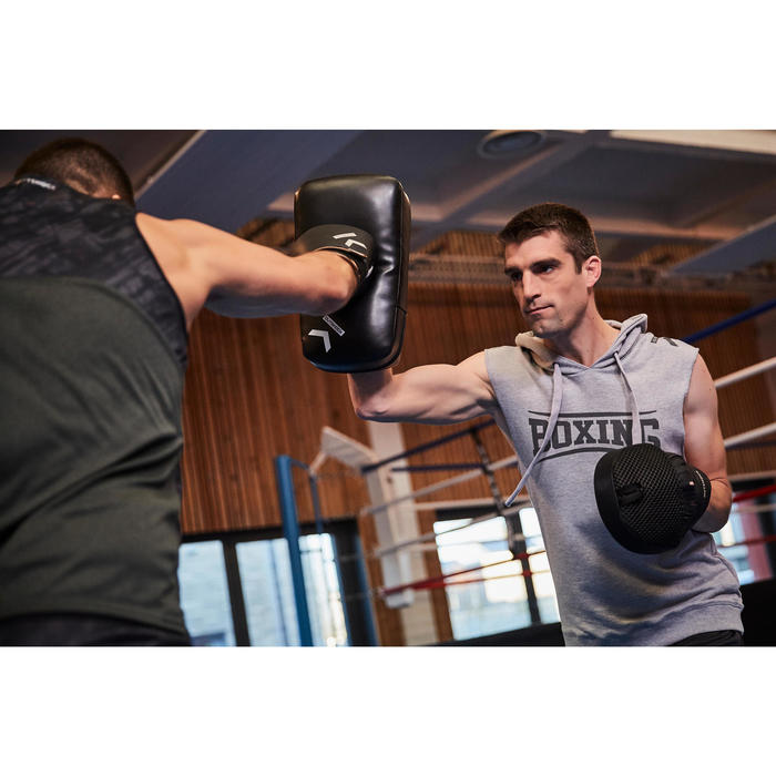 Gants de boxe 500, gants pour boxeur confirmés homme et femme - 1341355