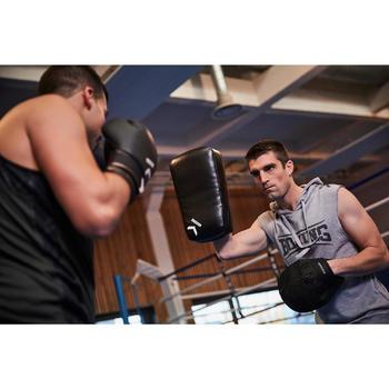 Armpad voor boksen en martial arts zwart