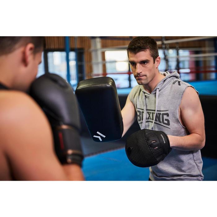 Gants de boxe 500, gants pour boxeur confirmés homme et femme - 1341357