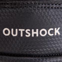 PATAS DE OSO BOXEO OUTSHOCK 100 CURVAS NEGRAS
