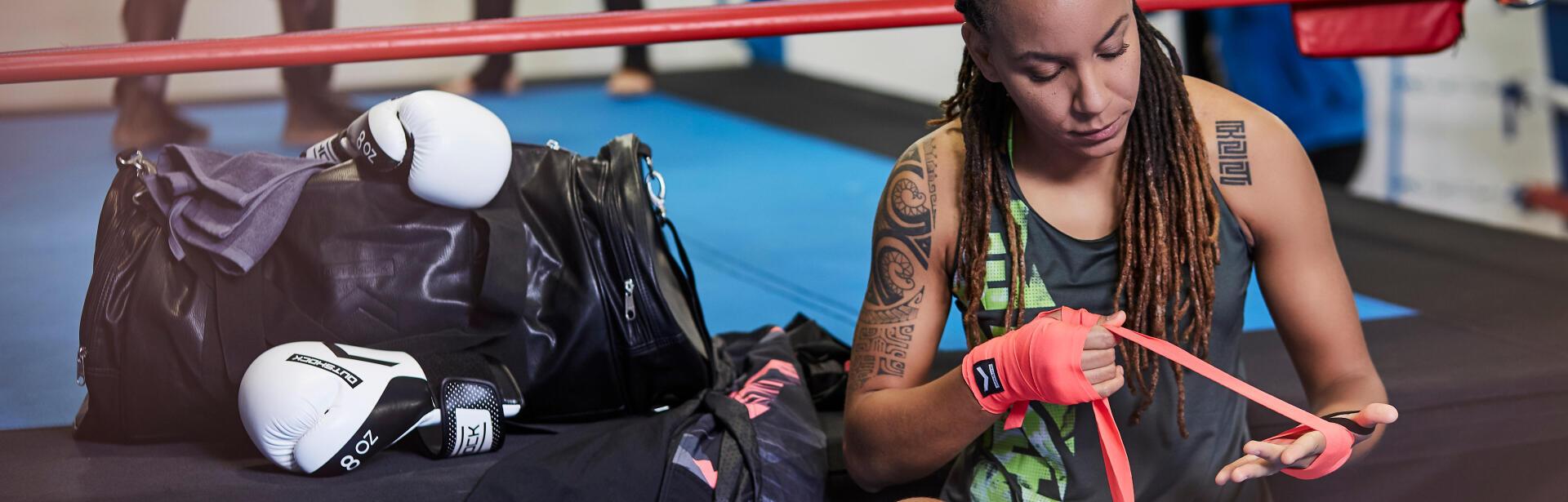 boxe, kickboxing e muay thai