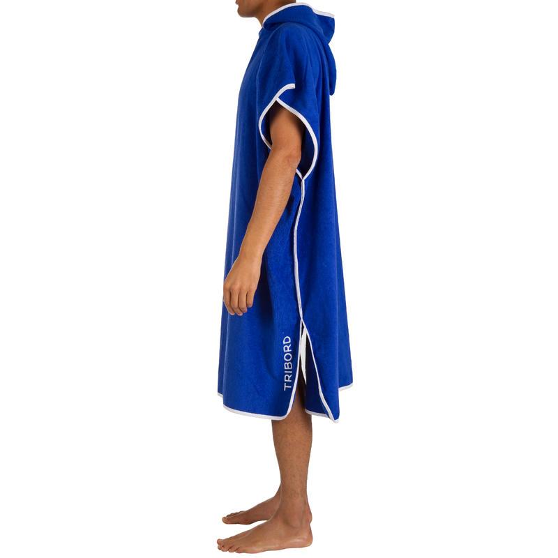 PONCHO ADULTE PON Bleu