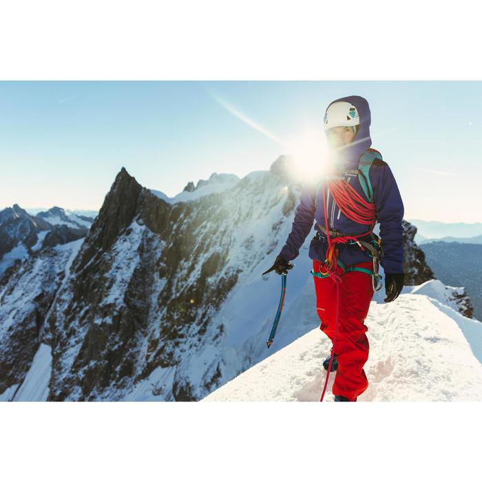 Bergsteiger-Jacke Alpinism Damen indigoblau