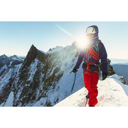 SUR-PANTALON imperméable d'alpinisme femme - ALPINISM ROUGE