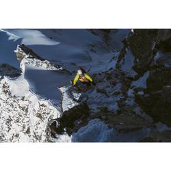 Abrigo Chaqueta Acolchada Alpinismo Simond Guata Hombre Verde