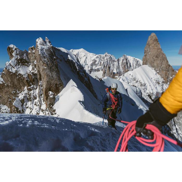 Bergjacke Daunen Alpi Light Herren himmelblau