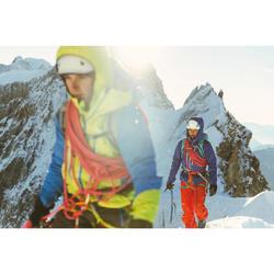 Waterdichte damesjas voor alpinisme Alpinism indigo