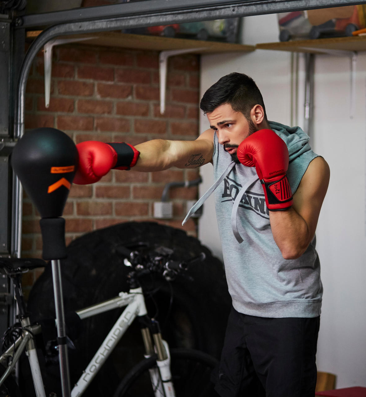Putching Ball : comment boxer chez soi - Conseils Sports DECATHLON