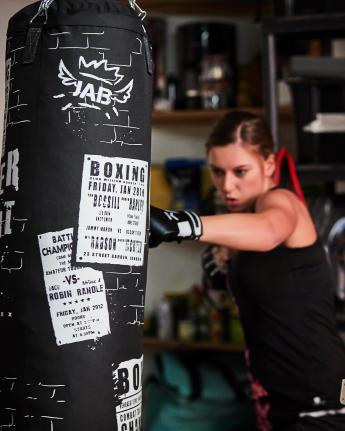 boxe femme
