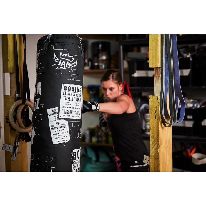 Mitaines de Boxe 100, entrainement sac de frappe