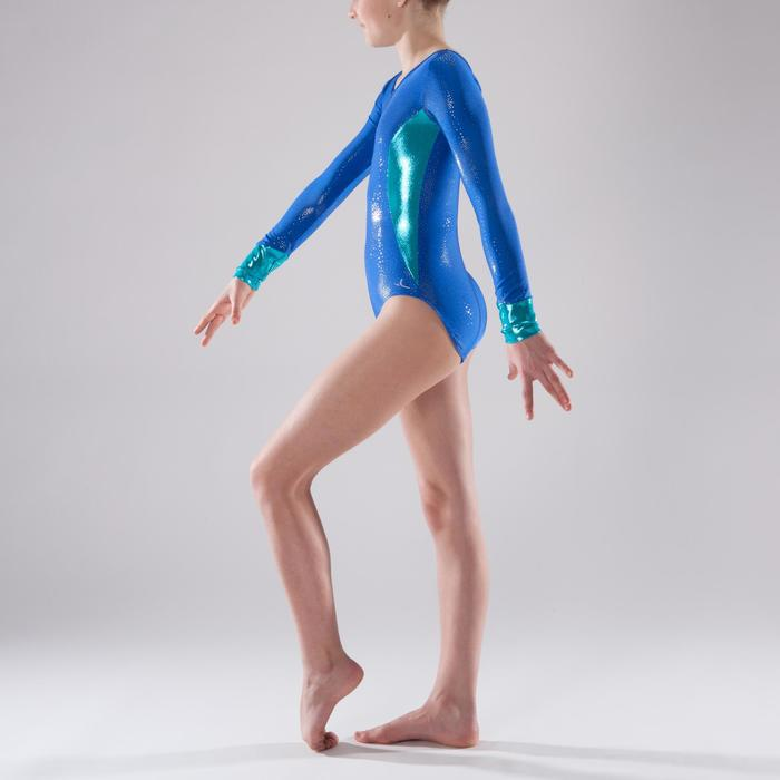 Justaucorps manches longues Gymnastique Féminine (GAF) 520 - 1341583