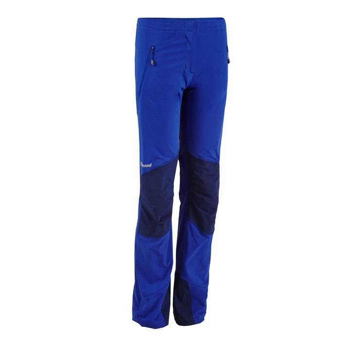 PANT ROCK FEMME Turquoise et bleu cosmos - 1341627