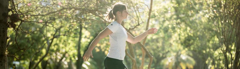 perdre du poids avec la marche sportive