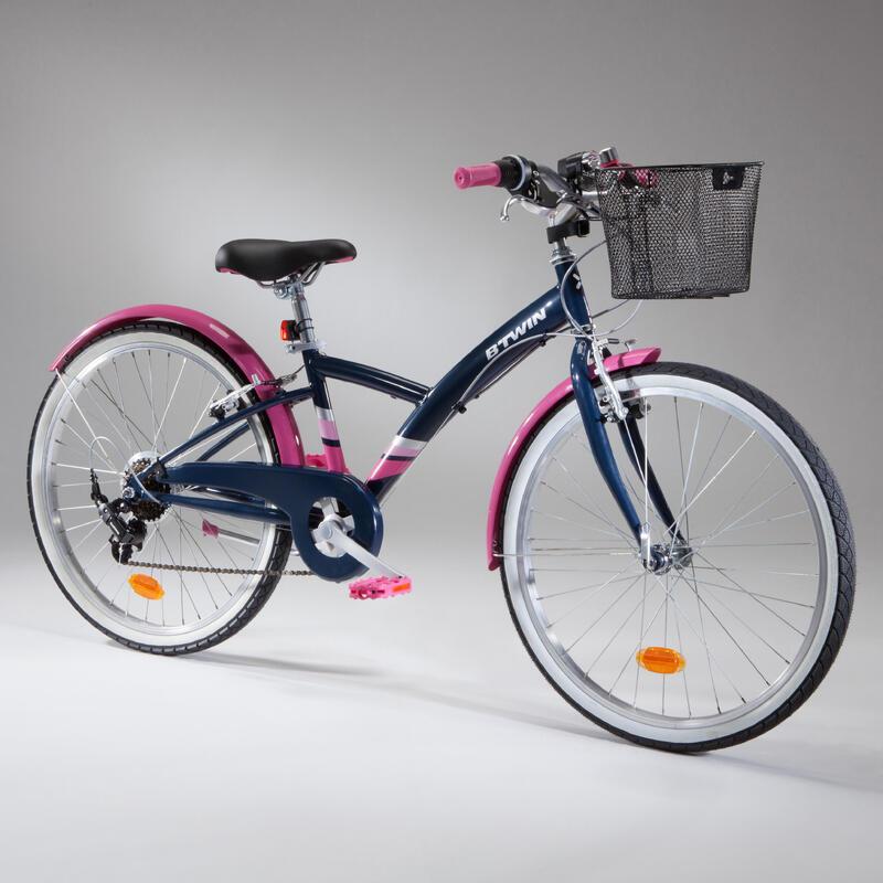 Çocuk Hibrit Bisiklet - 6 Vites - 24 Jant - ORIGINAL 500