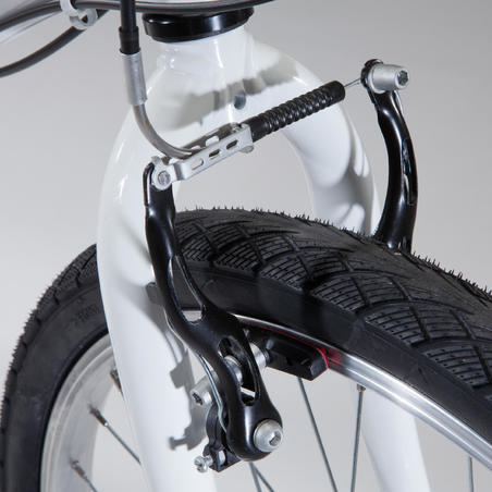 "100 Original 24"" Hybrid Bike - Ages 9-12"